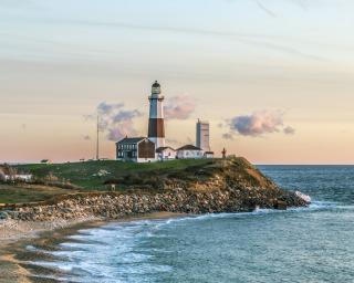 Montauk Lighthouse, Long Island, New York